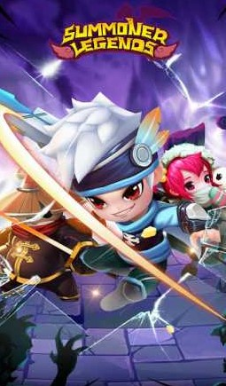 summoner-legends-rpg-apk